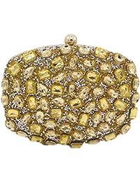 Blue Bridge Crossbody Bolsos Mujer Bolsos Diamantes Embragues Bolsos De Noche Bolsos De Banquete Mini Bolsos