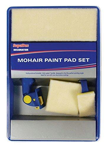 SupaDec 468198Mohair Paint Pad Refill, 5Stück -