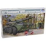 Trumpeter 387 B1 Centauro - Tanque italiano a escala [importado de Alemania]
