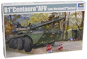 Trumpeter 387 B1 Centauro - Tanque italiano a escala importado de Alemania
