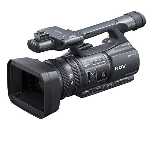 Sony HDR-FX1000 HD-Camcorder (20-fach opt. Zoom, 8,2 cm (3,2 Zoll) LC-Display, 29,5-mm-Weitwinkel, Exmor-Sensor, Bildstabilisierung) schwarz - Hdr 20 Sony