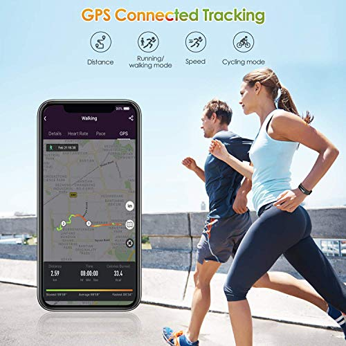 51xIsUeHZGL. SS500  - 4UMOR Fitness Tracker, Activity Tracker Smart Watch Heart Rate Monitor, Sleep Monitor, Step Counter, Calorie Counter, IP68 Waterproof Slim Pedometer Smart Wristband for Men, Women, Kids