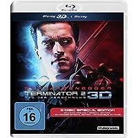 Terminator 2  - Tag der Abrechnung 3D : Blu-ray 3D