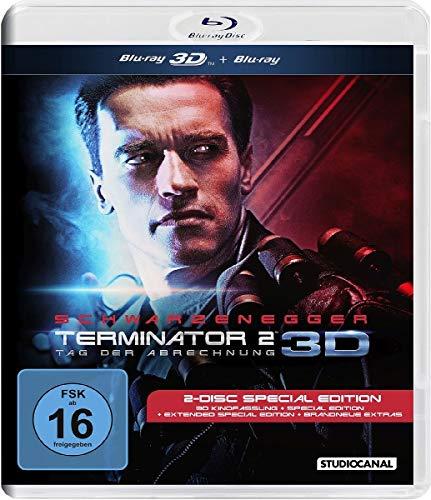 Terminator 2 (+ Blu-ray 2D)