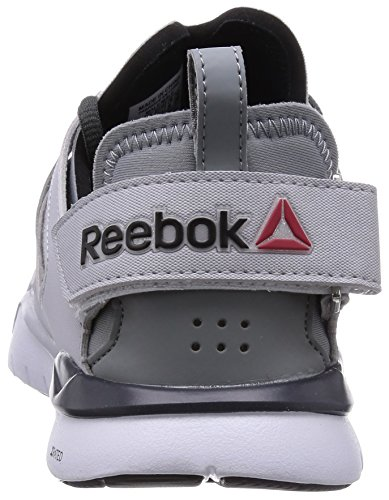 Reebok Zcut Tr 2.0, Chaussures de fitness homme Gris - Grau (Steel/Flat Grey/Gravel/White)