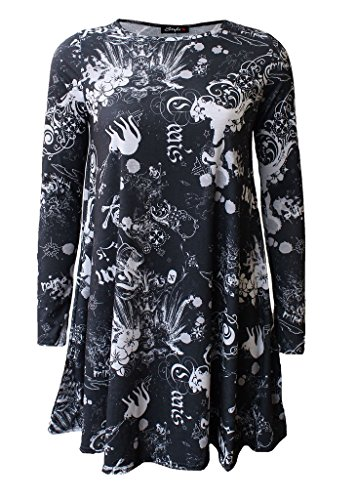 H&F Girls - Robe - Femme Trick And Treat