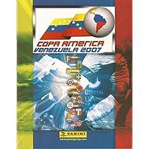 PANINI COPA AMERICA 2007 Collection Complete Stickers + Album