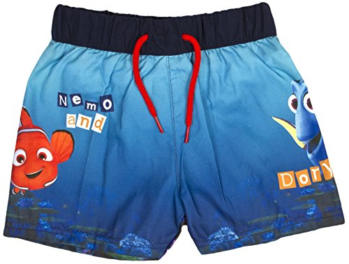 Finding Dory Boys Disney Nemo Swim Shorts Swimming Beach Trunks Holiday Size 12 Months To 6 Years
