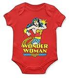 Artículos oficiales DC Comics Wonder Woman - Pagliaccetto - Bebè femminuccia