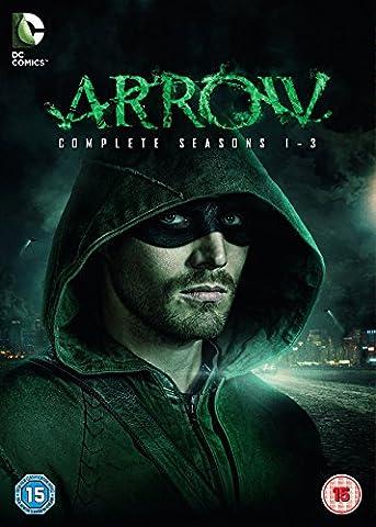 Arrow : Saison 1-3 [Import anglais]