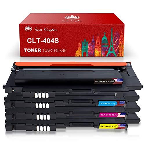 Toner Kingdom Cartucho tóner Compatible Samsung CLT