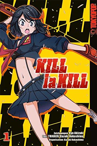 Buchseite und Rezensionen zu 'Kill la Kill 01' von Kazuki Nakashima