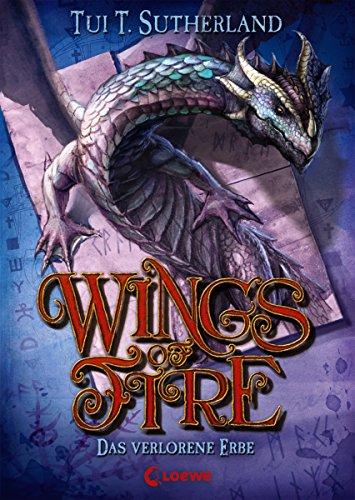 Wings of Fire 2 - Das verlorene Erbe -