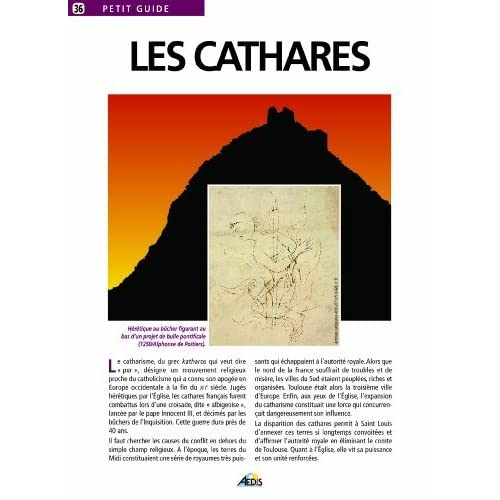 Les cathares by Collectif (2001-04-01)