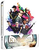 kingsman The Secret Service Steelbook Limited Edition Bluray + Gift Steelbook's™ foil Region Free