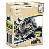 Bozita | Feline Häppchen in Gelee mit Ente | 16 x 370 g