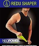 Redu Shaper Mens Hot Shape Genuine Neoprene Shirt For Weight-Lose (Large)