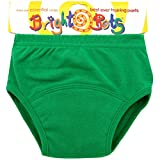 Bright Bots Washable Potty Training Pants - Green Large (approx 30 months)
