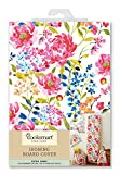 Cooksmart Extra Large 134 x 45cm Ironing Board Cover, Floral Romance