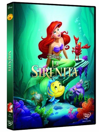 La Sirenita [DVD]