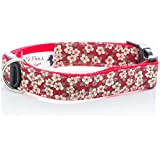 Mascotas perros Boutique Fifi collar para perro, tamaño mediano