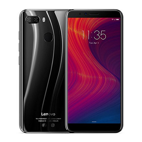 Lenovo K5 Play 4G Telefono Cellulare Face ID 5,7 Pollici HD + 18: 9 Display Snapdragon MSM8937...