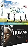 Coffret : DEMAIN + HUMAN collector [Import italien]
