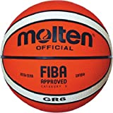 Molten Basketball BGR5, ORANGE/CREME, 5