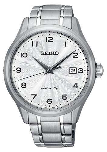 Seiko Reloj Analogico para Hombre de Automático con Correa en Acero Inoxidable SRPC17K1