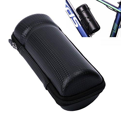 West Biking Aufbewahrungs-Kapsel -Fahrrad-Tasche, Zubehör für MTB-Straßen-Fahrräder und Hybrid-Räder (Tasche Kapsel)