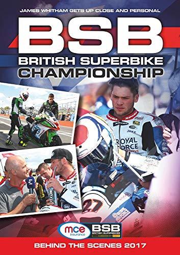 Preisvergleich Produktbild British Superbike: 2017 - Behind The Scenes [DVD] [UK Import]