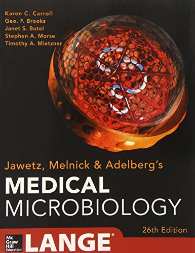 Jawetz Melnick&Adelbergs Medical Microbiology 26/E (Lange Medical Books) by Geo. F. Brooks (2013-01-01)