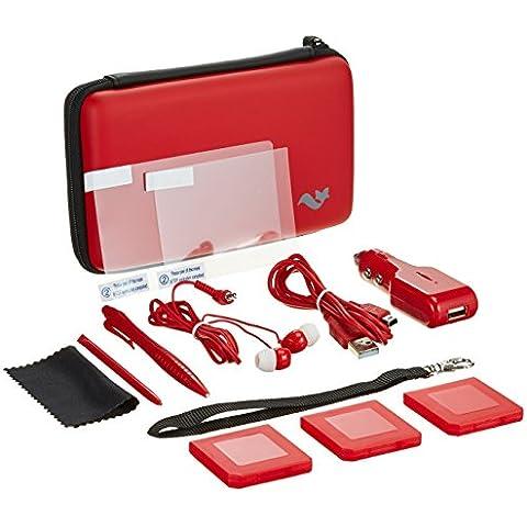 Nintendo 3DS XL 12-in-1 Travel Pack / Tasche, Etui, Displayschutzfolie,