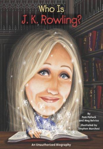 Who Is J. K. Rowling? (Turtleback School & Library Binding Edition) by Meg Belviso (2012-08-02)