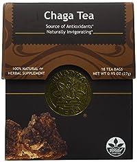 Chaga Tea - Organic Herbs - 18 Bleach Free Tea Bags