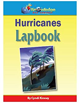 Hurricanes Lapbook: Plus FREE Printable Ebook (English Edition ...