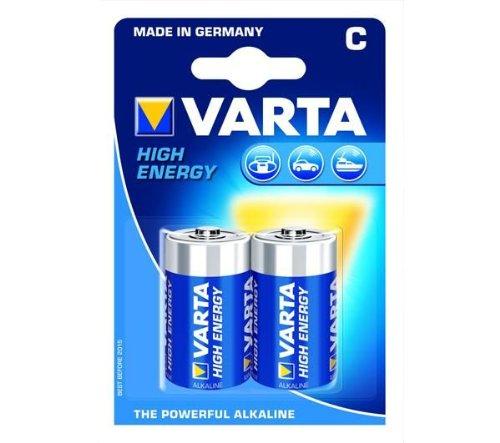 Varta High Energy C non-rechargeable battery - non-rechargeable Batteries
