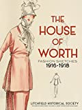 Image de The House of Worth: Fashion Sketches, 1916-1918