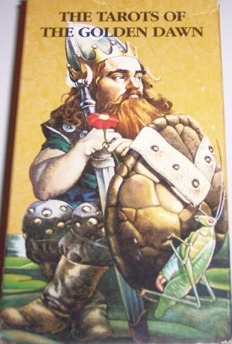 Tarots of the Golden Dawn Deck (Golden Dawn Tarot-karten)