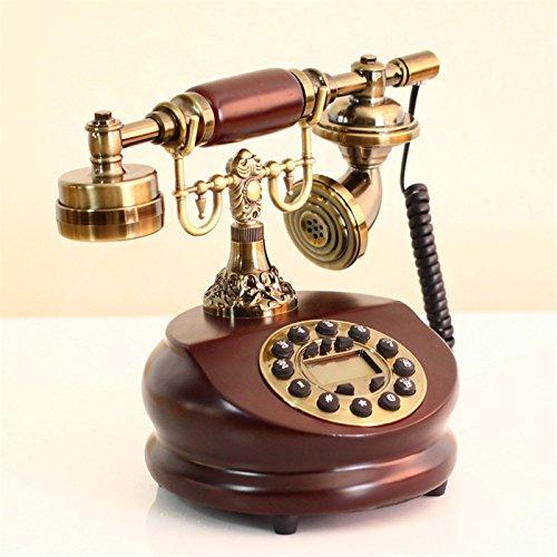 Decoresd europäischen Stil Retro Telefon, antiken Flachbild Telefon, Kreative Home, Call klassischer Telefon, Retro Telefon D, Retro Telefon E Europa-telefon