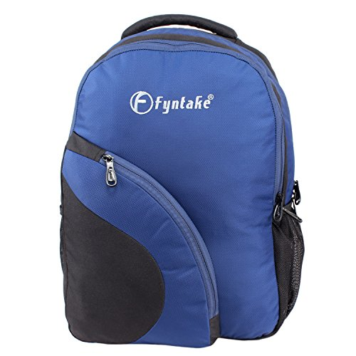 Fyntake ERAM1218 backpack T-BAG Black & Navy Blue