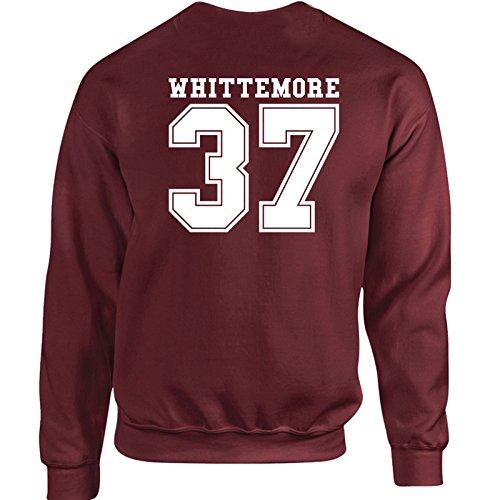 Beacon Hills Lacrosse SWEATSHIRT Wolf 37 Teen Whittemore – XL – Whittemore 37