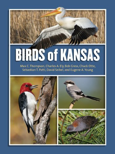 Birds of Kansas by Max C. Thompson (2011-05-26)