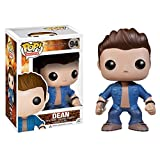 Supernatural Dean Pop Funko minifigure Televisione TV 10 centimetri in vinile in confezione regalo