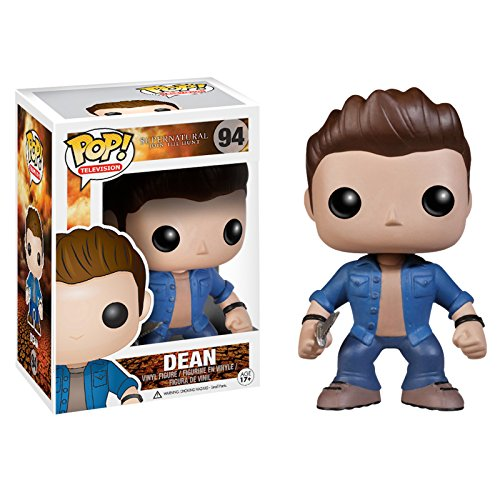 Supernatural Dean Pop Funko Mini Figur Television TV 10 cm Vinyl in Geschenk Box