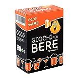 Glop Game - Giochi per Bere - Giochi Alcolici - 100 Carte