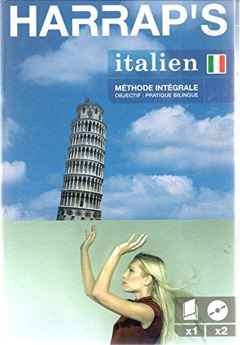 Harrap's italien : Méthode intégrale (2CD audio)