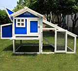 Pets Imperial® HighGrove Plastic Chicken Coop Suitable for up 3/4 Bantams/Birds Depending On Size