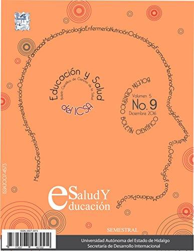 Boletín Científico - Educación y Salud No. 9 por S Serrano Pardo
