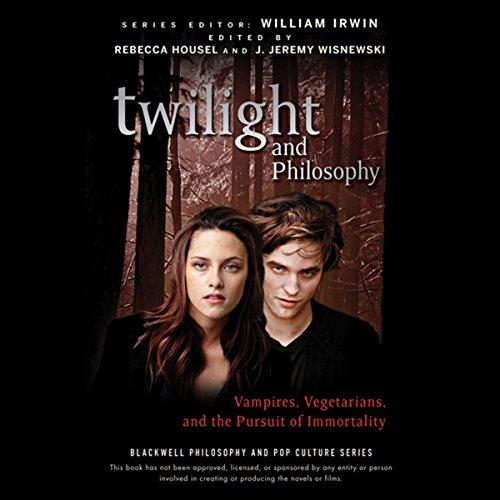 Twilight and Philosophy  Audiolibri